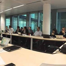 kick off meeting Brussel