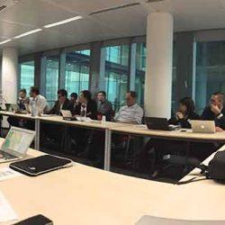 kick off meeting Brussel
